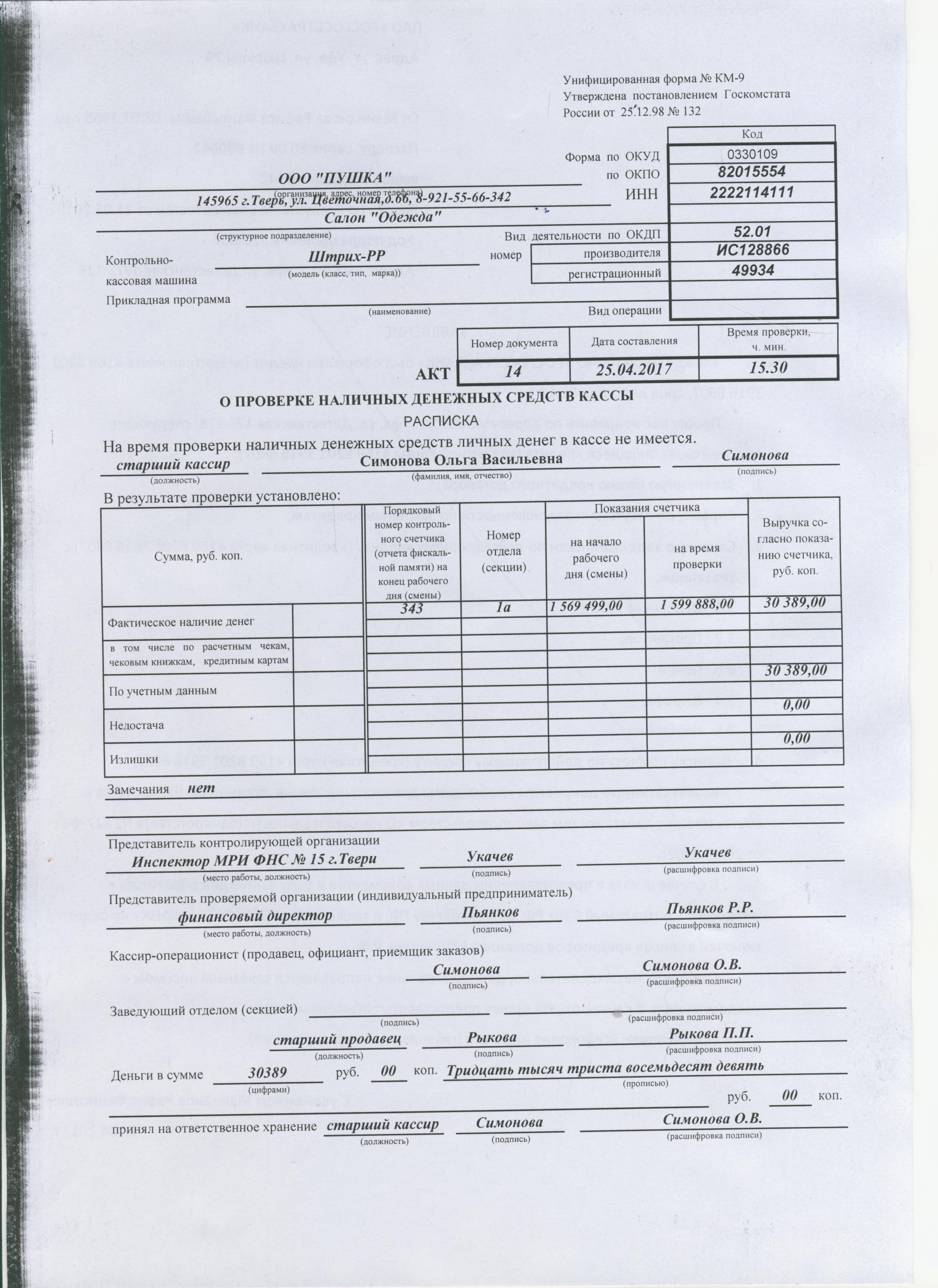 Приложение 5 аттестат аккредитации на право проведения.