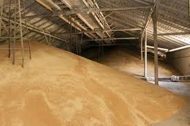 Передача зерна на хранение