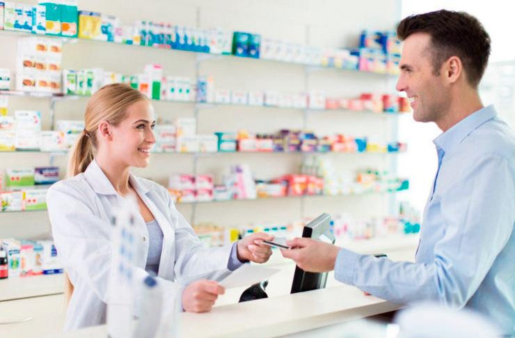 Онлайн-касса для аптек в 2018 году