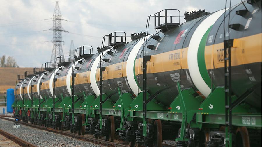 Экспорт бензина из России