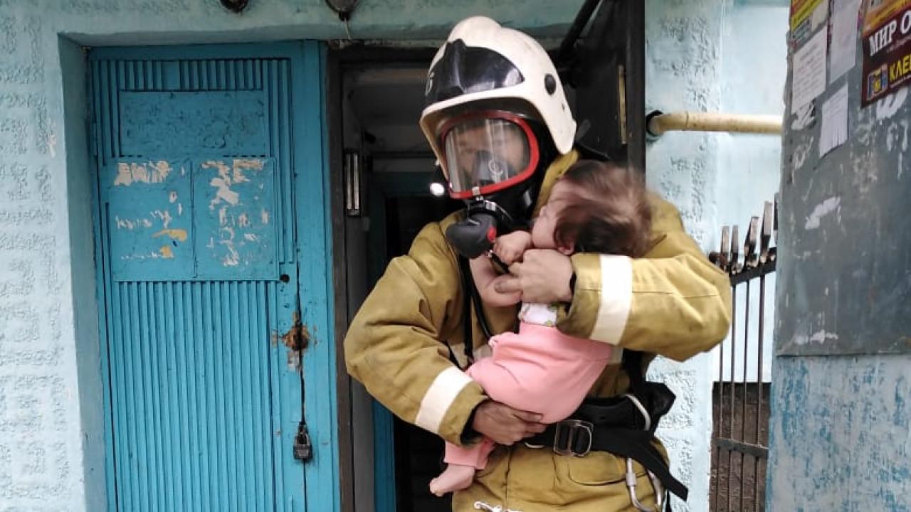 Пожарный – спасатель