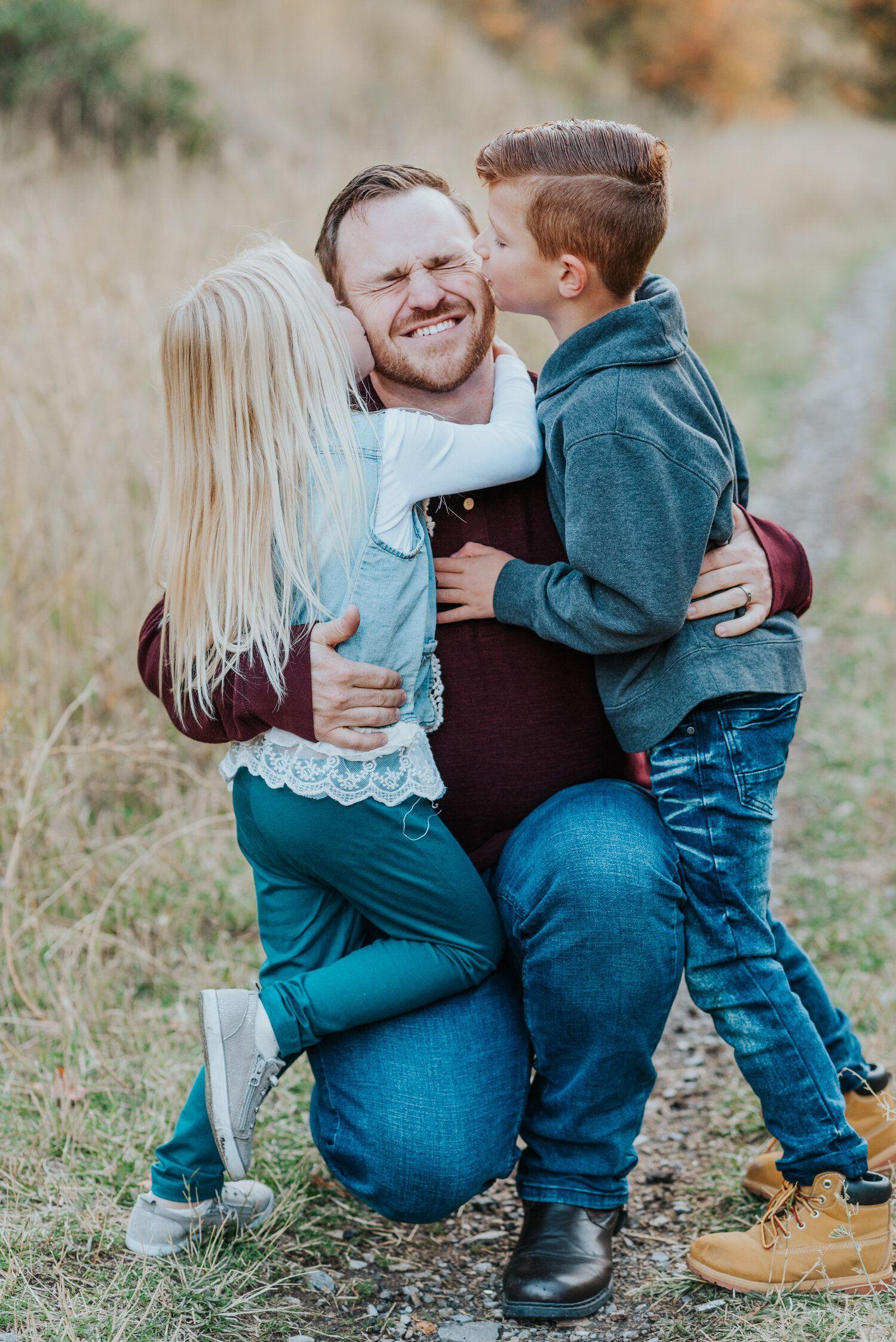 Мужской декрет: сколько пап готовы сидеть с детьми?