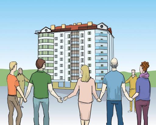 Собрание жильцов хотят проводить онлайн