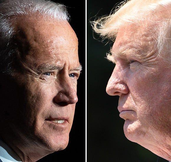 Президент хороший: кто поднимет рубли выше, Трамп или Байден?