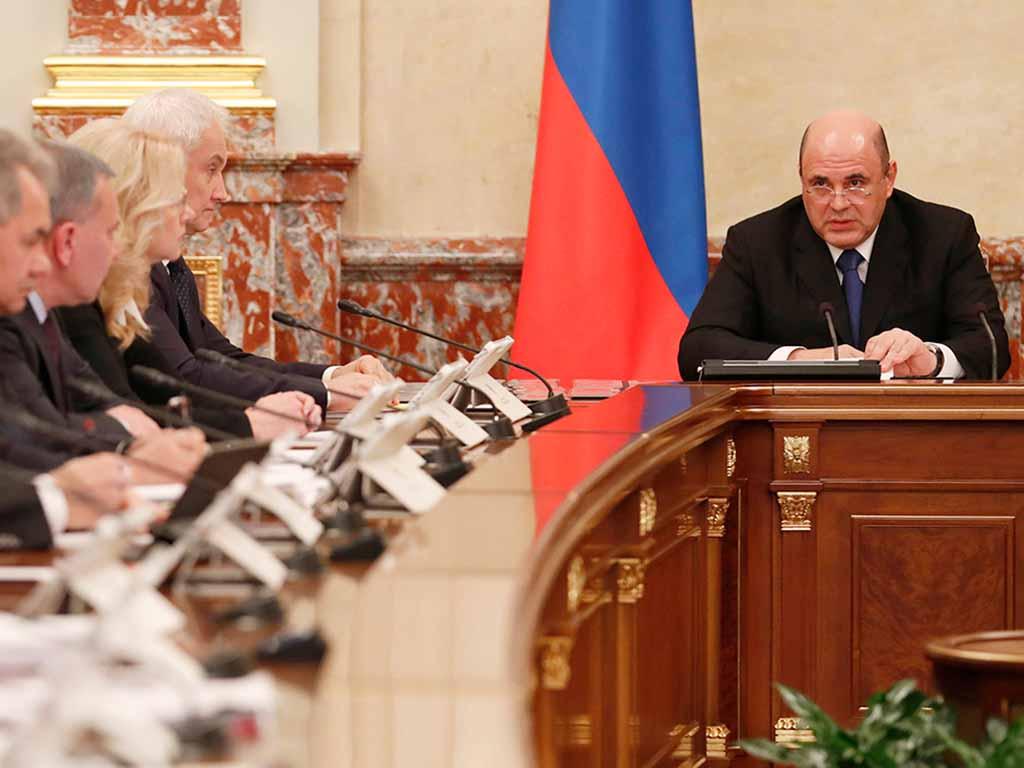 Михаил Мишустин сообщил, что стратегия развития данной отрасли запланирована на десятилетия
