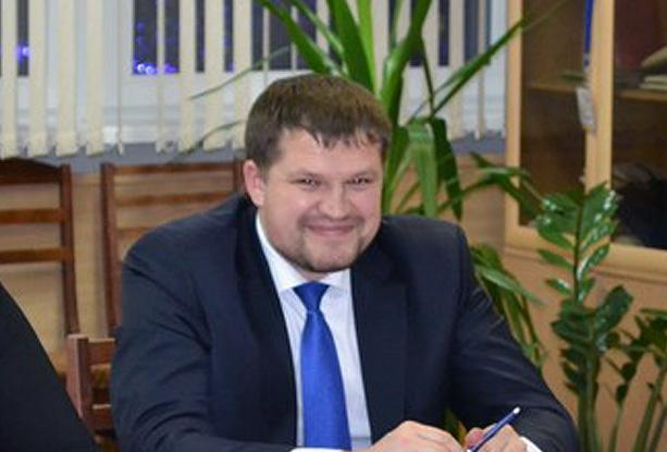 Дмитрий Логиновский, бывший директор спортшколы