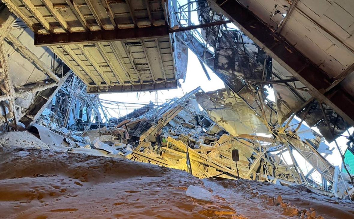 Причина аварии на фабрике – грубое нарушение норм безопасности