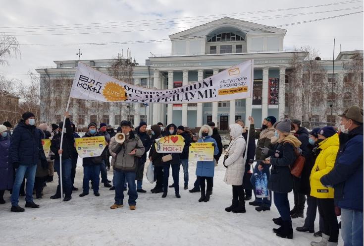 Жители Волгограда подготовили иск в суд об отмене московского времени
