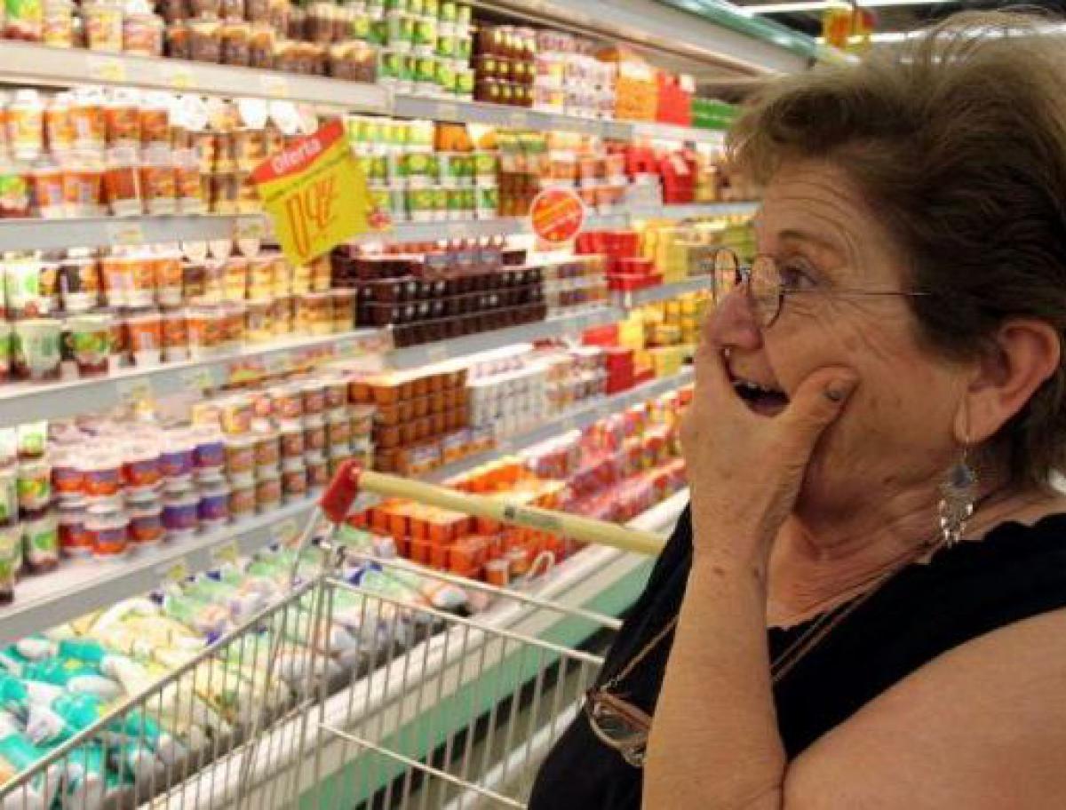 Власти города Екатеринбурга обратили внимание на резкое увеличение цен на продукты питания