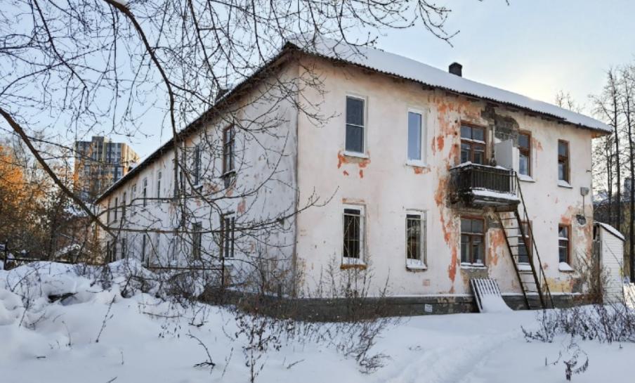 Дом в Нижнем Новгороде, на охрану которого потратят 2,3 млн. рублей