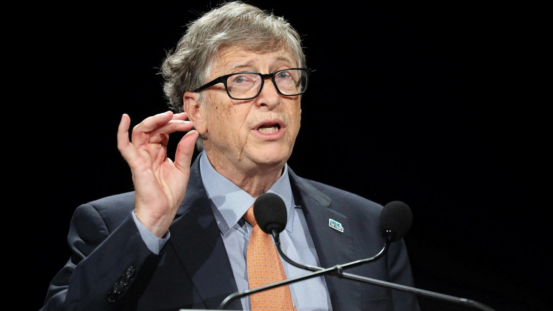 """""""Еще может упасть"""": Билл Гейтс призывает не покупать биткоин"""