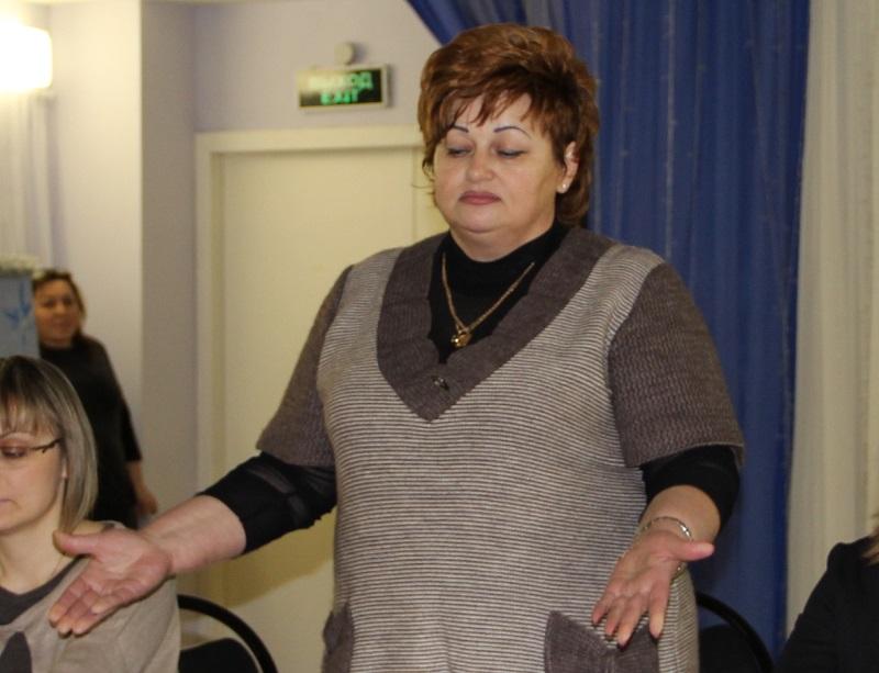 Бывшая заведующая детского сада и экс-депутат Гордумы Тамара Петраш