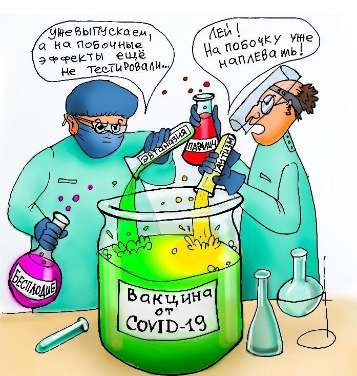 Вакцинация от Ковид-19