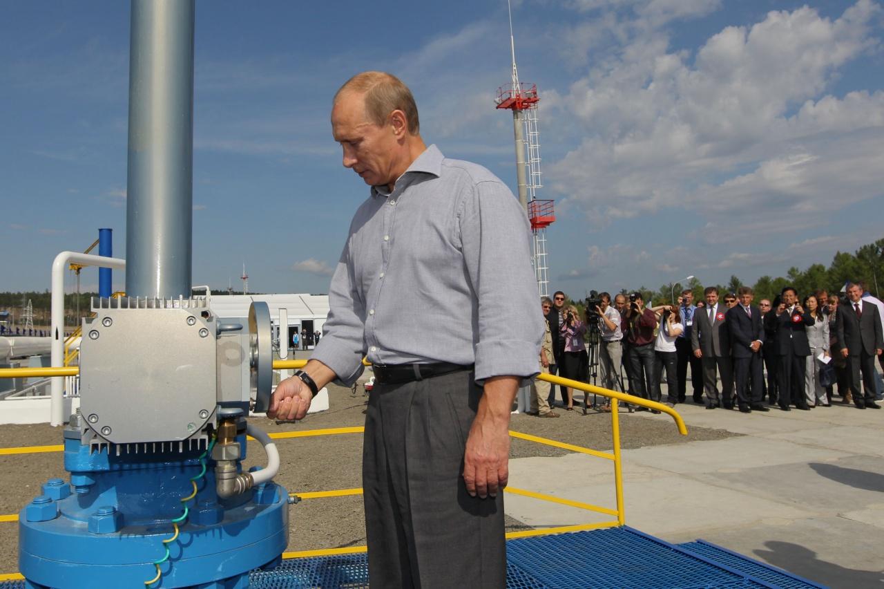 Поведение на европейском рынке энергетики напоминает истерию. Мнение президента Владимира Путина - РИА Новости