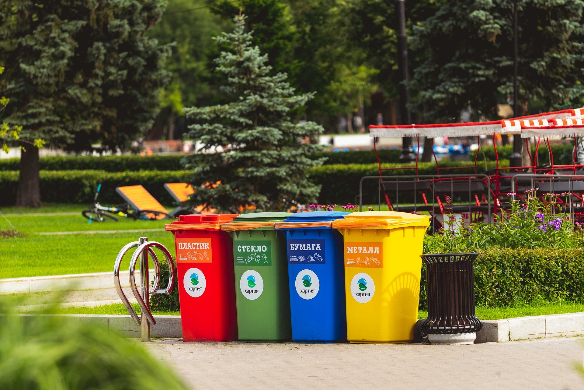 Внедрение раздельного сбора мусора потребует в пять раз больше мусорных баков