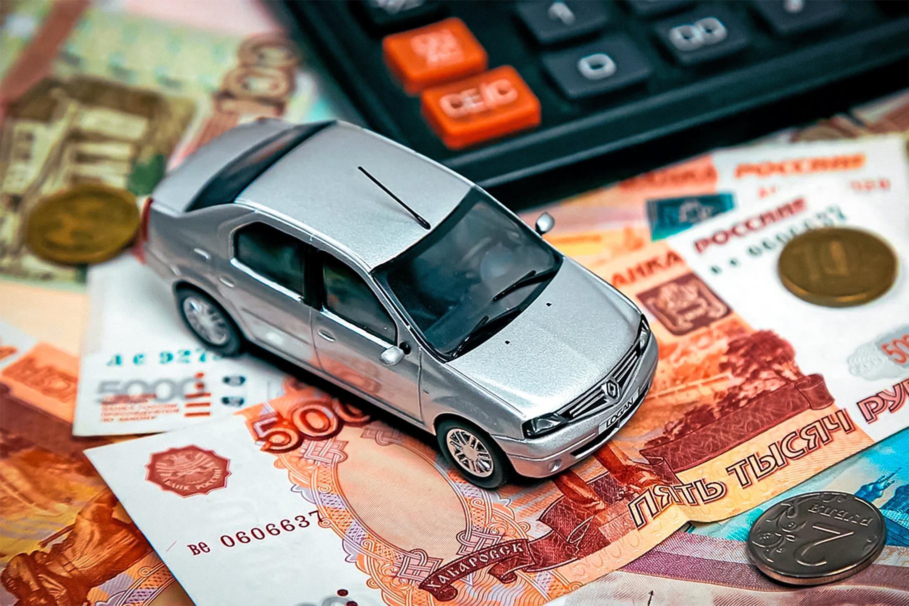 Транспортный налог готовят к полной отмене