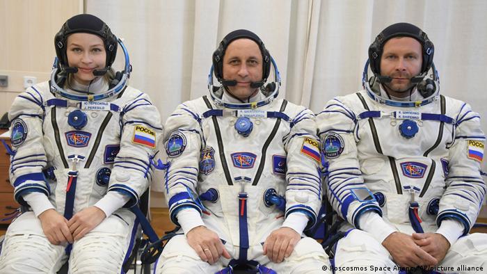 Сколько денег россияне заплатили за первый фильм в космосе — Bankiros.ru