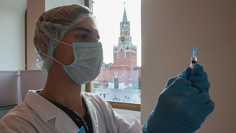 Кремль счел «нереальным» введение штрафов за отказ прививаться от COVID