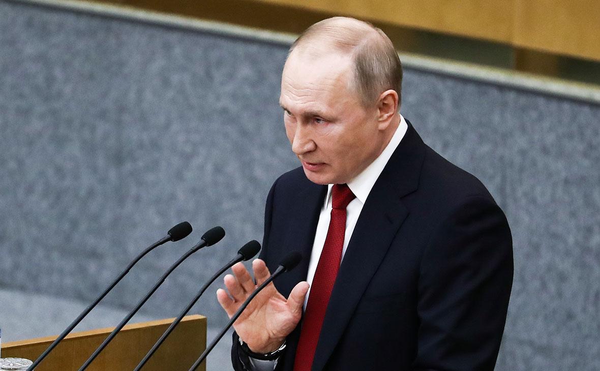Рост пенсий: Президент Путин дал поручение новой Госдуме