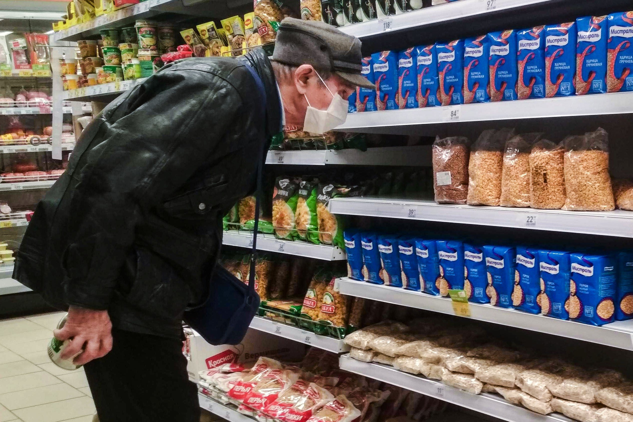 В Минфине считают рост цен на продукты в России результатом высокого спроса - actualnews.ru